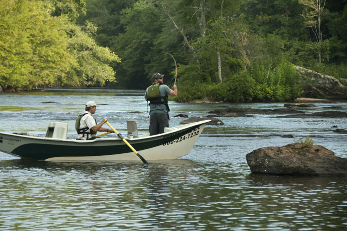 Where To Fish In The Smokies Near Bryson City Nc Fly